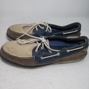 SPERRY TOP SIDERS shoes.